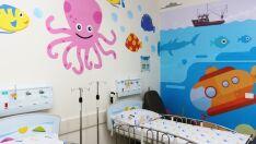 Novo setor de pediatria do Hospital Auxiliadora possui 17 leitos