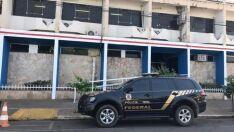 Polícia Federal cumpre mandado de busca e apreensão na prefeitura