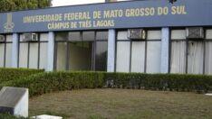 UFMS de Três Lagoas abre inscrição para contratar professores substitutos