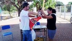 Brasilândia registra mais de 700 animais imunizados contra a raiva