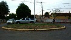 Chuva na madrugada faz temperatura cair em Paranaíba
