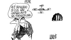 Charge do dia - Drone