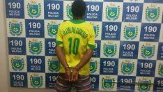 Homem mente o nome para não ser preso em Paranaíba