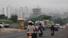 Instabilidade marca início da semana em Mato Grosso do Sul