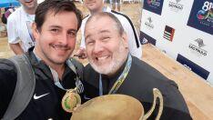 Atleta de Três Lagoas ganha troféu nos Jogos Abertos de Santos