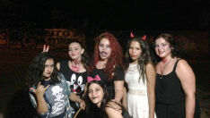 Paranaibenses se divertem no 'Dia das Bruxas'