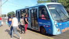 Departamento de trânsito negocia solução para ônibus coletivo