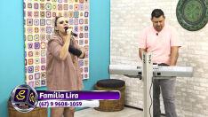 Música com Família Lira no programa 'A Casa é Sua'