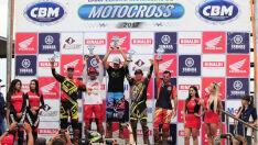 Sul-mato-grossense é vice-campeão no Campeonato Brasileiro de MX3
