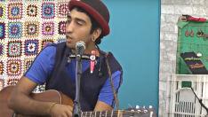 Música com Dru e a Luz Azul no programa 'A Casa é Sua'