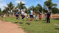 Escola do Parque São Carlos sedia jogos e serviços sociais gratuitos neste domingo