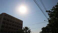 Segunda-feira será de tempo firme e calor em Três Lagoas