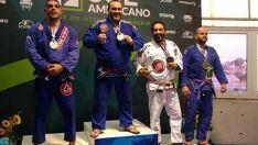 Paranaibense conquista terceiro lugar em Sul-Americano de jiu-jitsu