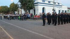 Projeto Patrulha Mirim de Porto Murtinho realiza solenidade de encerramento anual