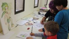 Marco realiza oficinas de férias com arte em janeiro