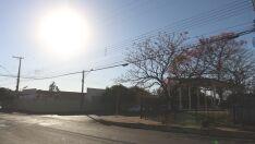 Semana começa sem chuva e com temperaturas de até 35ºC em Três Lagoas