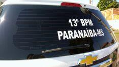 Bomba de poço é furtada de lava jato em Paranaíba