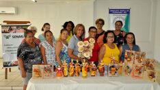 Sindicato Rural e Senar promovem curso de Artesanato em Palha de Milho