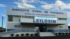 Sindicato Rural de Paranaíba  promoverá leilão de gado misto