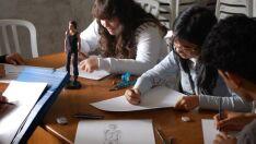 Cultura abre inscrições para curso de desenho artístico