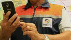 População pode se cadastrar para receber alertas de desastre da Defesa Civil por SMS