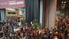 Estado apresenta destinos no The New York Times Travel Show