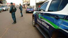 Polícia Militar de Paranaíba realiza operação 'Trânsito Mais Seguro'