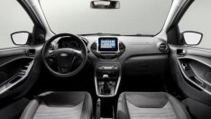 Novo Ford Ka ganha acessórios, motor e será fabricado em escala mundial