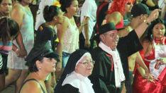 Confira a programação de Carnaval para esta segunda-feira