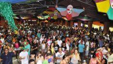 Uma folia do Carnaval