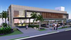 Prédio da Defensoria custará R$ 3,2 milhões e parte do antigo Fórum será demolida