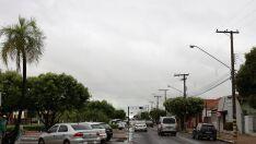 Chuva continua nesta terça e sensação é de tempo mais fresco em Três Lagoas
