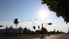 Chuva dá trégua e calorão volta em Três Lagoas com temperaturas de até 33ºC