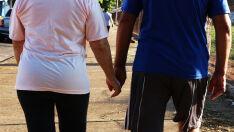 Caminhada do amor