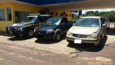 Pick up furtada em MG é apreendida em rodovia próximo a Três Lagoas