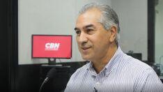Na CBN Reinaldo Azambuja evidenciou desejo de continuar governando Mato Grosso do Sul