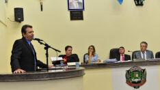 Câmara realiza sessão ordinária nesta quarta-feira