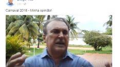 Ex-prefeito faz crítica sobre não realização do Carnaíba
