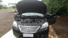 Homens são presos por receptação de motor furtado em MG