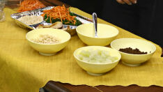 Nutricionista dá dicas de como fazer uma alimentação saudável e balanceada