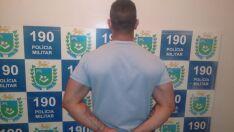 Polícia Militar de Paranaíba prende dois homens foragidos