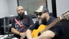 Bate-papo musical da CBN recebeu integrantes da banda de blues Bêbados Habilidosos