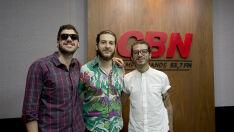 Banda O Santo Chico lança EP com músicas autorais