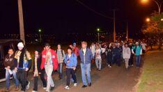 Caminhada da Fé levará fiéis de Paranaíba a São Sebastião em 1º de maio