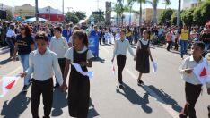 Desfile de aniversário da cidade pode ocorrer em novo horário