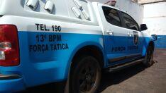 Polícia Militar encontra quadro de moto no bairro de Lourdes