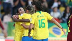 Brasil se classifica para fase final da Copa América de futebol feminino