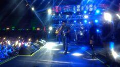 Henrique e Juliano reúne multidão em penúltimo show da 80ª Expogrande