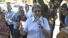 Hospital Auxiliadora recebe visita de irmã conselheira da Itália