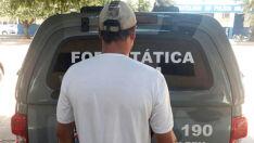 Suspeito de estupro é preso no Jardim Novo Aeroporto